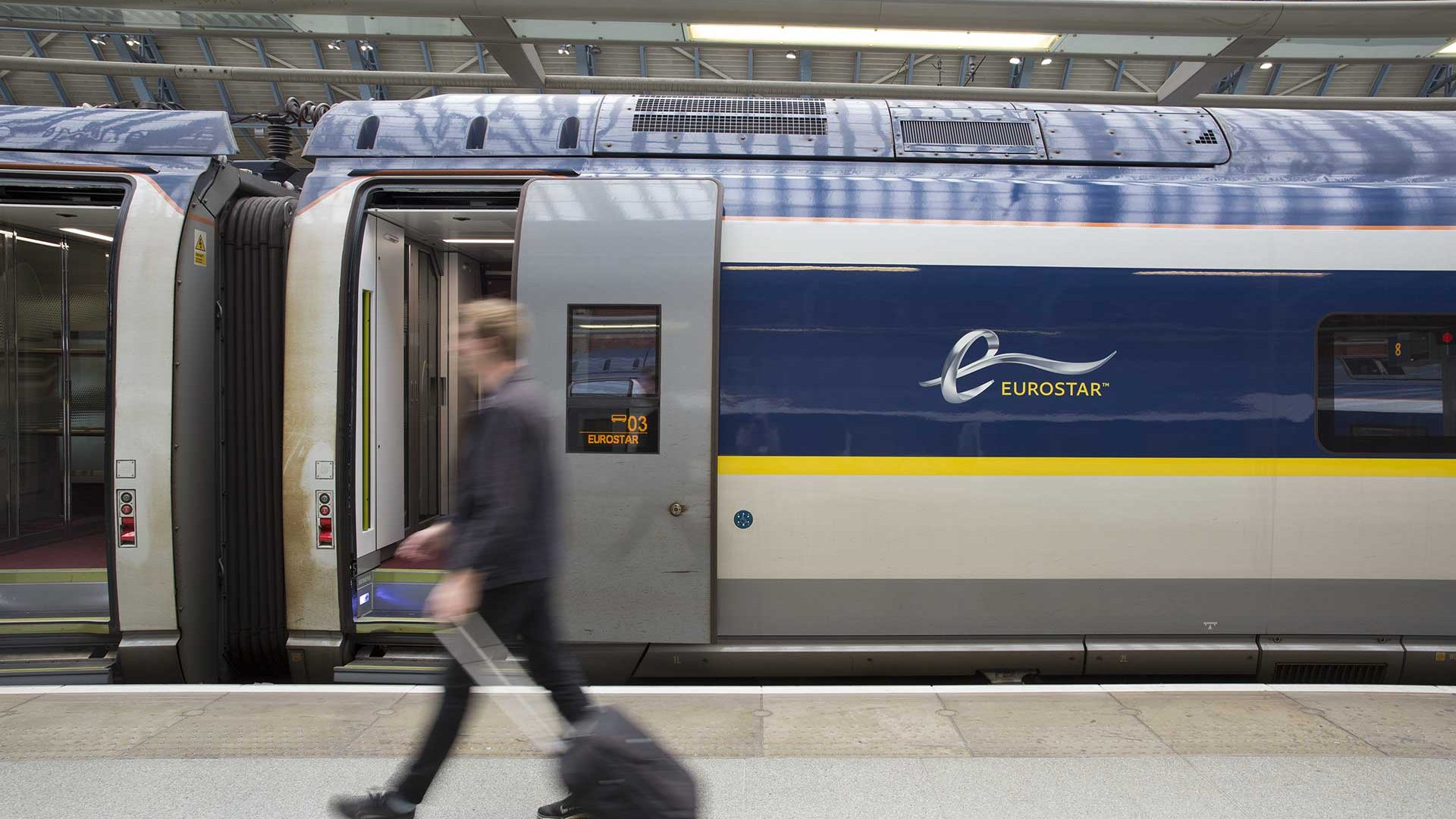 Eurostar Case Study Google Maps Snowdrop Solutions