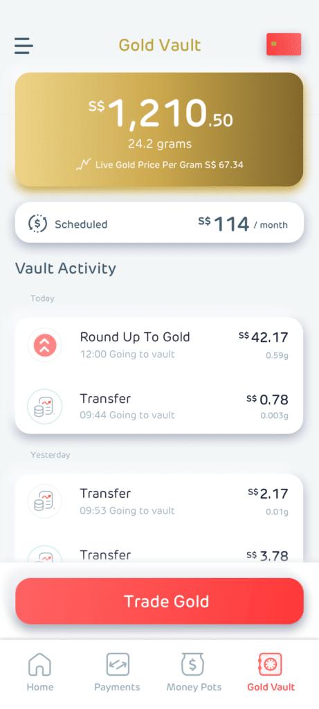 Hugo Save: Gold Vault