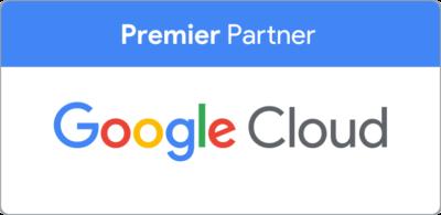 Google Cloud Premier Partner Badge (PNG)